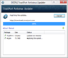 TrustPort Antivirus USB Edition - Screenshot 4