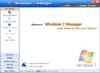 Windows 7 Manager - Screenshot 1