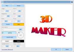 3D Maker Screenshot