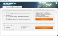 3DMark 2011 Screenshot
