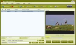 4Free Video Converter Screenshot