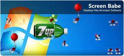7up Cool Spot Deskmate Screenshot