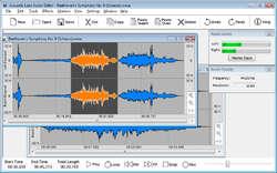 Acoustic Labs Audio Editor Screenshot