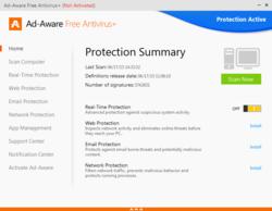 Ad-Aware Total Security Screenshot