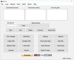 adbLink Screenshot
