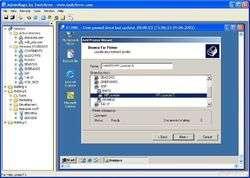 AdminMagic - Remote Desktop Control Utility Screenshot