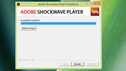 adobe shockwave player 12.2