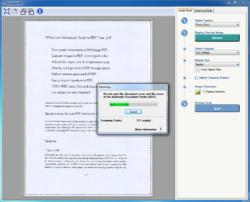 Advanced Scan to PDF Free Screenshot