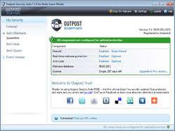 Agnitum Outpost Security Suite Free 7.1 1