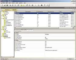 AIM Keys Screenshot
