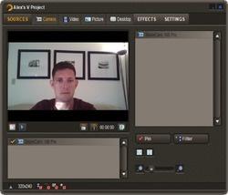 Alex s V Project Screenshot