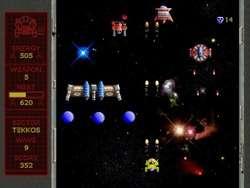 Alien Outbreak Screenshot