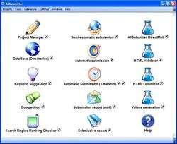 AllSubmitter Screenshot