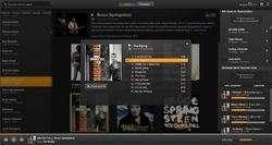 Amazon Cloud Player for Windows Screenshot