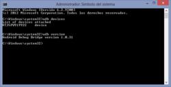 Android ADB Fastboot Screenshot