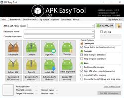 Apk Easy Tool Screenshot