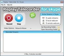 Applian Skype Video Capture Screenshot