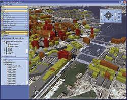 ArcGIS Explorer Screenshot