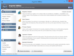 Argente Utilities Screenshot