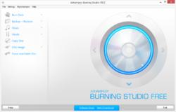 Ashampoo Burning Studio Free Screenshot