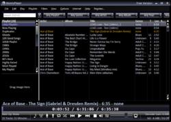 Atomic Player Screenshot