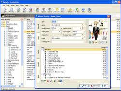 Audiophiler Music Organizer Screenshot