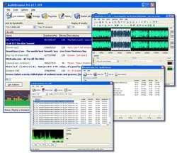 AudioStreamer Pro Screenshot