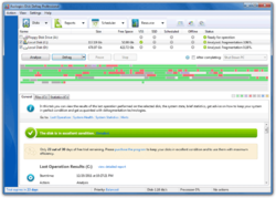 Auslogics Disk Defrag Pro Screenshot