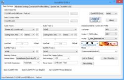 AutoMKV Screenshot