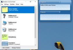 Avedesk Screenshot