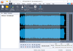 AVS Audio Tools Screenshot