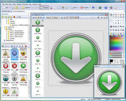 Axialis IconWorkshop Screenshot