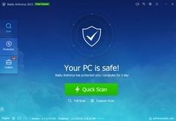 Baidu Antivirus Screenshot