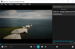 Baka MPlayer Screenshot