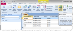 BarCodeWiz Barcode ActiveX Control Screenshot