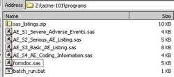 Batch Unzip Screenshot