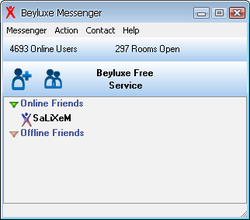 Beyluxe Messenger Screenshot