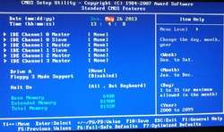 BIOS Patcher Screenshot
