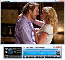 Blaze HDTV Player Screenshot