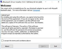 Bluetooth Driver Installer Download