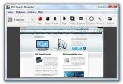 BSR Screen Recorder Screenshot