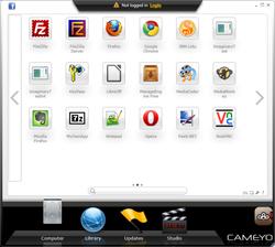 Cameyo Screenshot