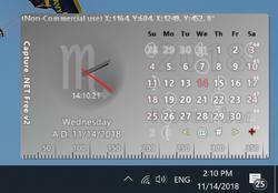 Capture NET Free Screenshot