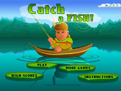 Catch a Fish Screenshot