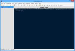 CherryTree for Windows Screenshot