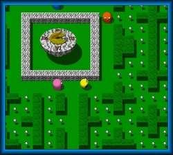 Chompster 3D - PacMan Returns Again! Screenshot