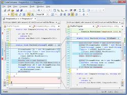 CodeCompare Screenshot