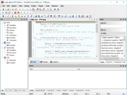 CodeLobster PHP Edition Screenshot