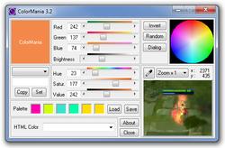 ColorMania Screenshot