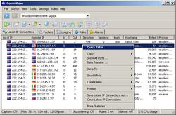 CommView Screenshot